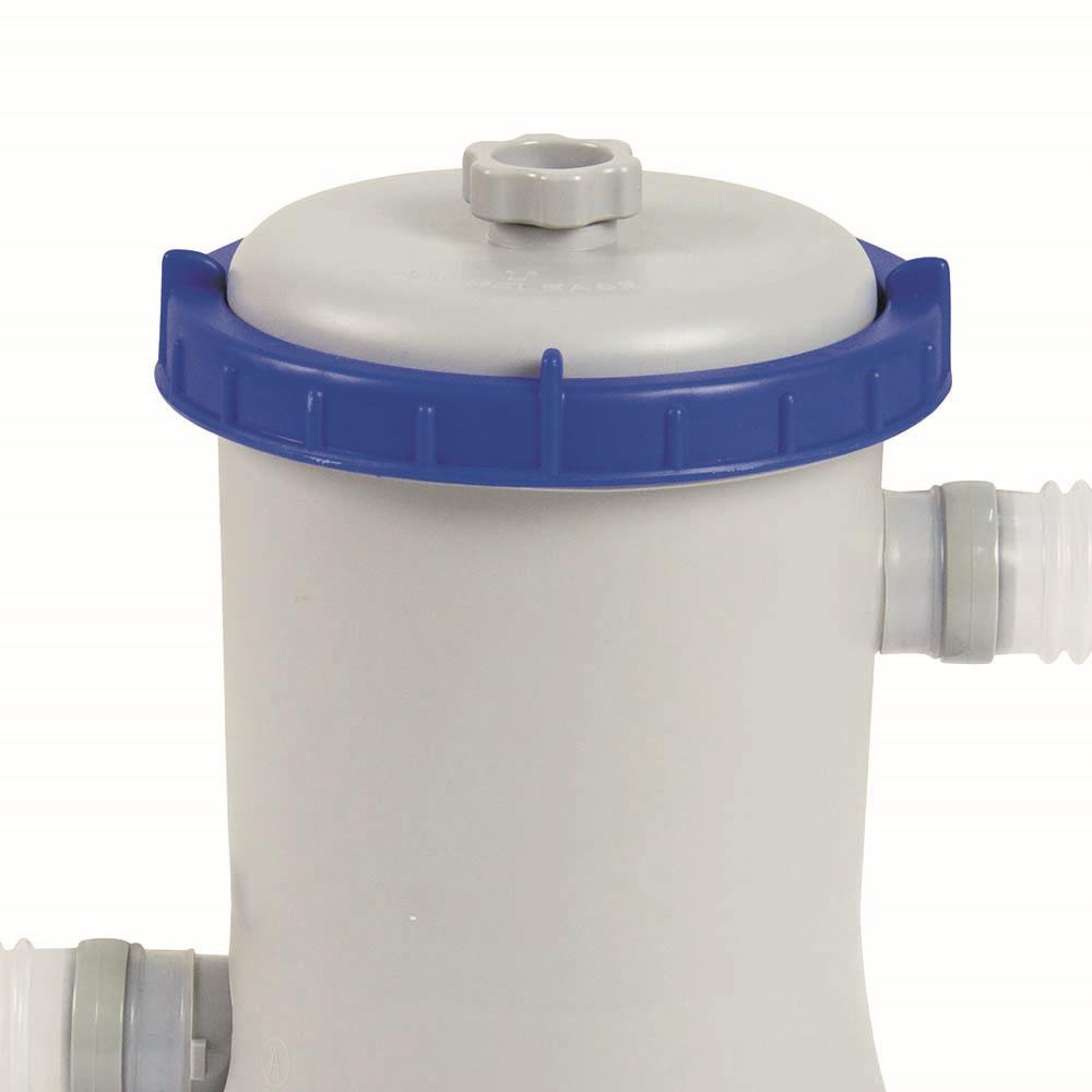 Bestway flowclear filter pumps toughland for Above ground pool pump motor replacement